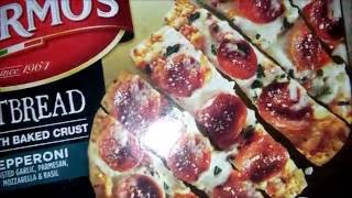 Palermo's Flatbread Pepperoni Pizza Review
