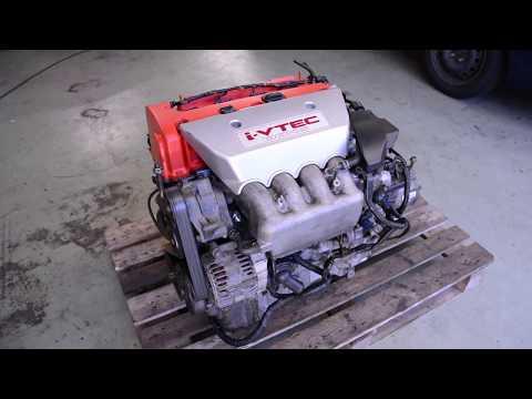 Фото к видео: Двигатель Honda K20 - Типичные Проблемы и Неиправности