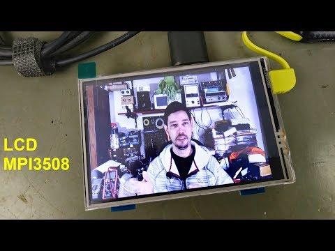 MPI3508 LCD de 3.5\