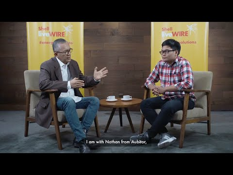 Shell LiveWIRE Indonesia Aubitor
