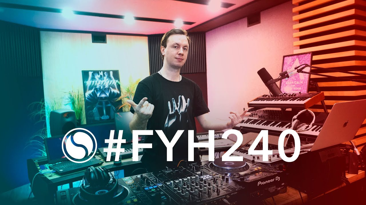 Andrew Rayel - Live @ Find Your Harmony Episode 240 (#FYH240) 2021
