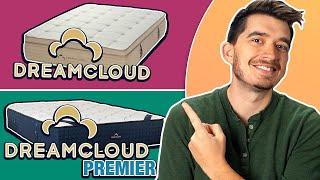 DreamCloud vs DreamCloud Premier (Hybrid Mattress Reviews)
