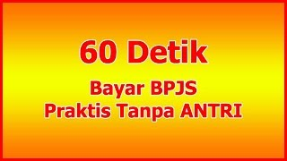 Cara Bayar Iuran BPJS Lewat ATM Mandiri WA 0857 1219 4466