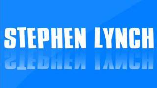Stephen Lynch-Talk to me