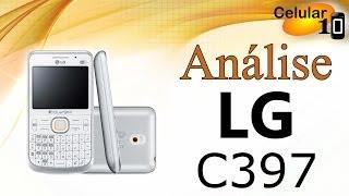 Análise: LG C397 ( celular10 )