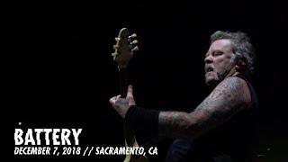 Metallica: Battery (Sacramento, CA - December 7, 2018)