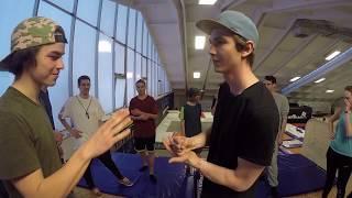 Tramp Battle #3 - Maximilian Auer vs. Marcel Janku