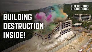 4 building demolition methods