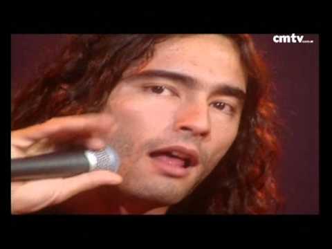 Daniel Agostini video Cómo olvidarte - CM Vivo 2000