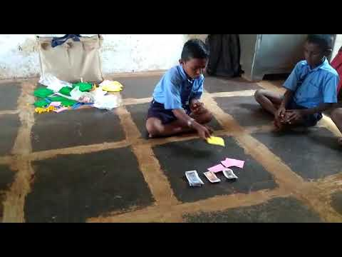 Odukarnataka ಹಣ ಉಪಯೋಗಿಸಿ ಸಂಖ್ಯೆಗಳನ್ನು ವಿಸ್ತರಿಸುವುದು. H.P.S. ಬಮ್ಮಸಮುದ್ರ