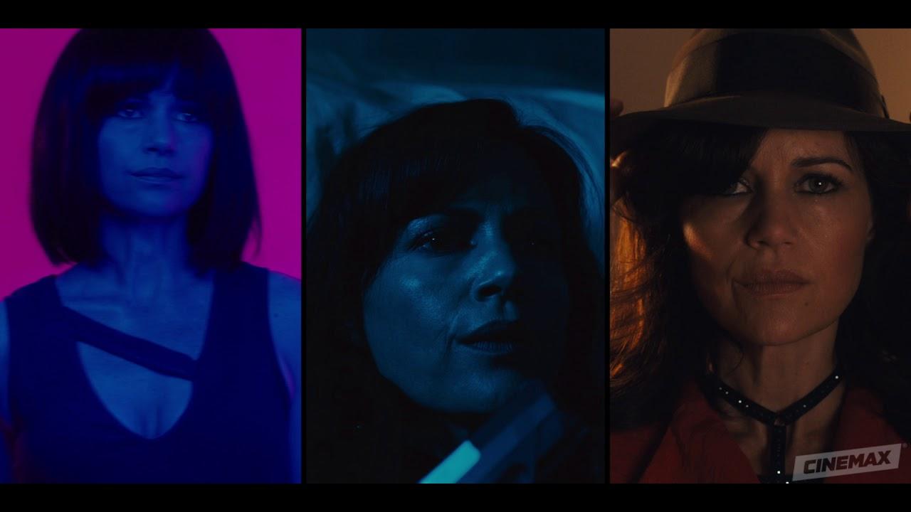 Jett (2019) - Carla Gugino (Cinemax)
