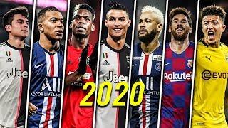 Football Skills Mix 2020 ● Dybala ● Sancho ● Mbappé ● Pogba ● Messi ● Neymar & More HD #2
