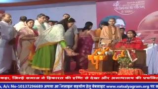 Didi Maa Sadhvi Ritambhara Ji | Shrimad Bhagwat Katha | Day-3 Patna | Bihar