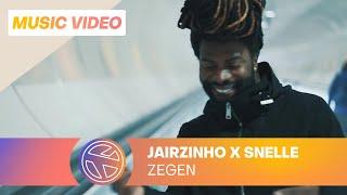 Jairzinho   Zegen Ft. Snelle (Prod. Nigel Hey)