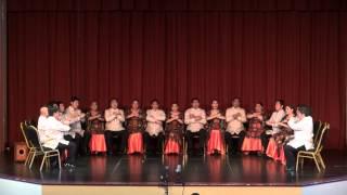 "Philippine Madrigal Singers, ""Prayer of St. Francis"" (Allen Pote arr. Robert Delgado) [HD]"