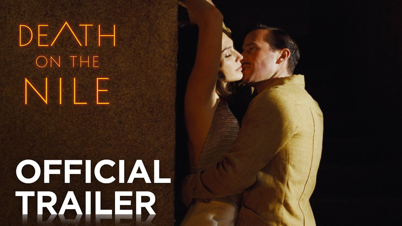 Death on the Nile Official Trailer