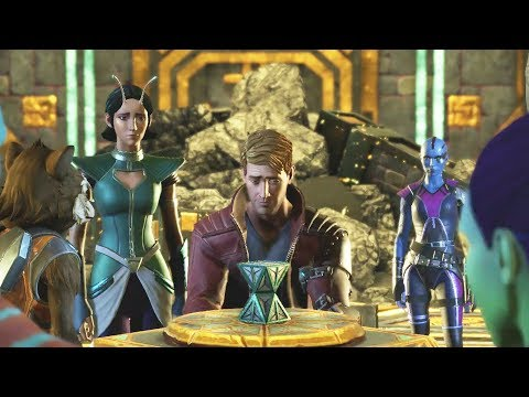 Image result for telltale guardians of the galaxy episode 3