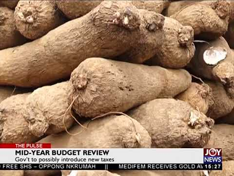 Mid-Year Budget Review - The Pulse On JoyNews (17-7-18)