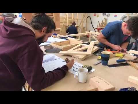Carpentry & Joinery Courses at Able Skills - YouTube