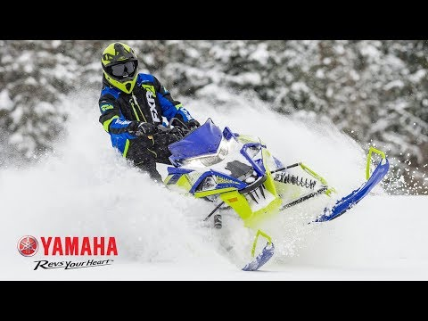 2019 Yamaha Sidewinder B-TX LE 153 in Hobart, Indiana - Video 1