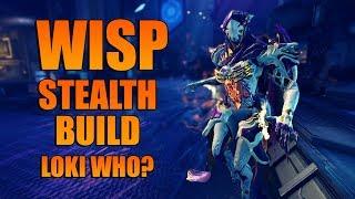 warframe wisp stealth build - Thủ thuật máy tính - Chia sẽ
