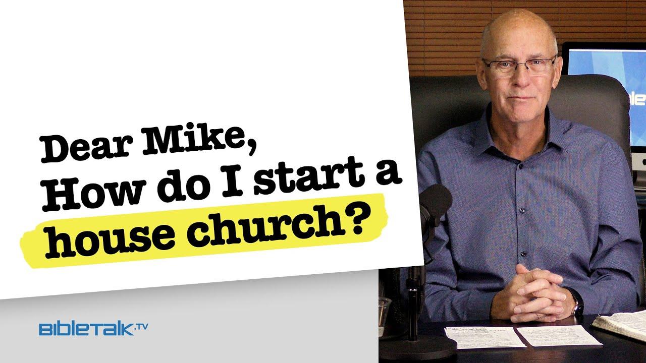 7. How do I start a house church?