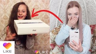 ЧТО ТВОРЯТ ДЕТИ В LIKE / у неё Iphone в 8 лет?😨 / СМОТРЮ ВИДЕО ПОДПИСЧИКОВ В LIKE / Алиса Лисова