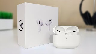 KP Pros: Unboxing & Review [Knockoff AirPods Pro]