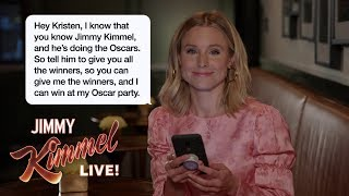 Celebrities Read Texts from Their Moms - dooclip.me