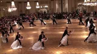 Stanford Viennese Ball 2013 - Opening Committee Waltz