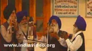Bhajan at Golden Temple at Amritsar