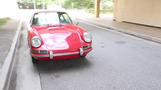 1966 Porsche 912 Karmann Coupe for sale