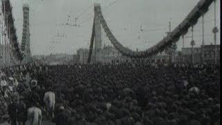 Défilé des prisonniers de guerre allemands à Moscou en 1944 (Vidéo d'archives)