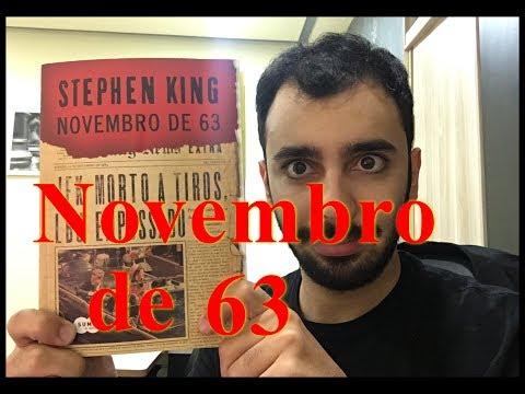 Novembro de 63 | Stephen King | Real x Ficcional