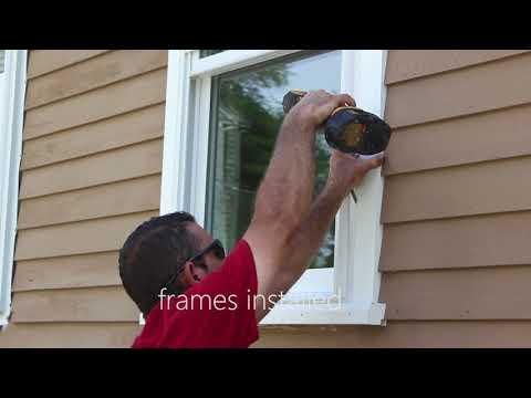 Have you ever wondered what's involved in installing windows? Take a look at the pros at Couto Construction in action.