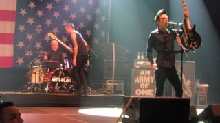 Anti Flag - Fuck Police Brutality @ Leipzig Impericon Festival Live