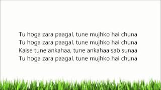 Moh Moh Ke Dhaage- Lyrics  I  Dum Laga Ke Haisha  I  Monali Thakur, Anu Malik