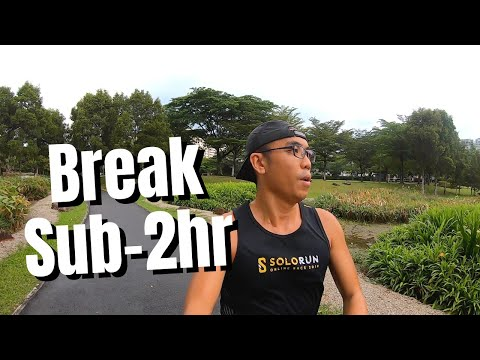From Struggling To Sub 2 Hour Half Marathon - 5 Tips // How to train ...