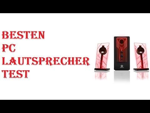 Besten PC Lautsprecher Test 2018