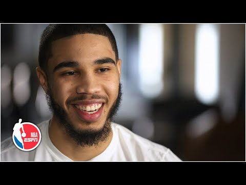 Jayson Tatum: Kyrie Irving gets too much undeserved blame | NBA Interview