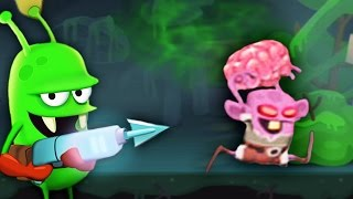 ОХОТНИКИ НА ЗОМБИ Мульт Игра для детей про ловцов зомби Zombie Catchers