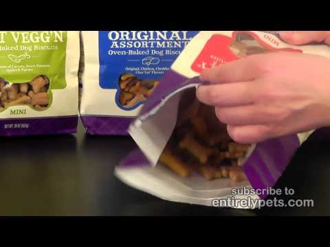 Old Mother Hubbard Extra Tasty Assortment Biscuits - Mini (20 oz) Video