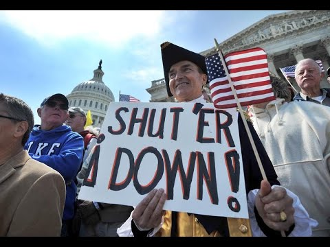 The Rise Of The Tea Party & Justice Dems Covered By Mainstream Media