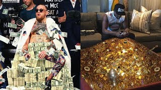 Floyd Mayweather's Lifestyle VS Conor McGregor's Lifestyle ★ 2018