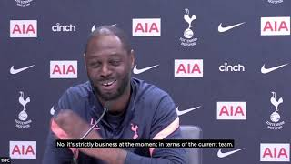 Ledley King speaks on club loyalty & when Mourinho reportedly tried to sign him as a Spurs player