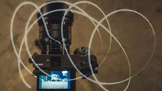 Sony a6000 Light Painting Tutorial-Long Exposure Photography