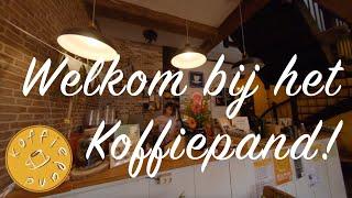 Welkom bij het koffiepand - een fpv drone tour
