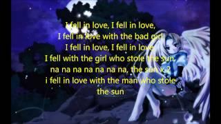 I Fell In Love Nightcore Lyrics