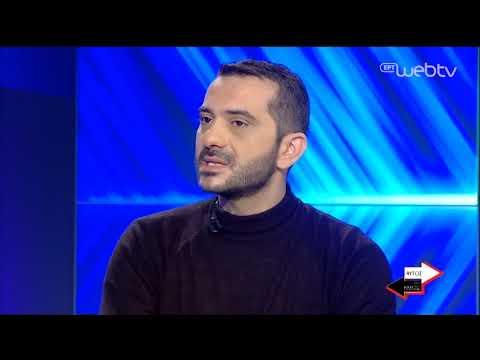 Κουτσόπουλος: «Στον Πανιώνιο θα πήγαινα και με ανάποδα παπούτσια» | 15/05/2020 | ΕΡΤ