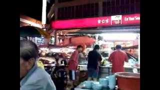 preview picture of video 'Muar Food Street (DSC00253.3GP)'
